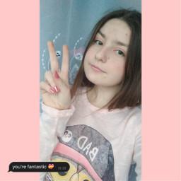 freetoedit pink girl edit cute