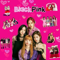 blackpinck💝💝💝💝💝❤❤❤ freetoedit blackpinck