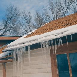 myhome winterscenes picsart photography nature