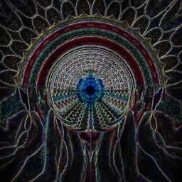 freetoedit fantasy alien eye obscure