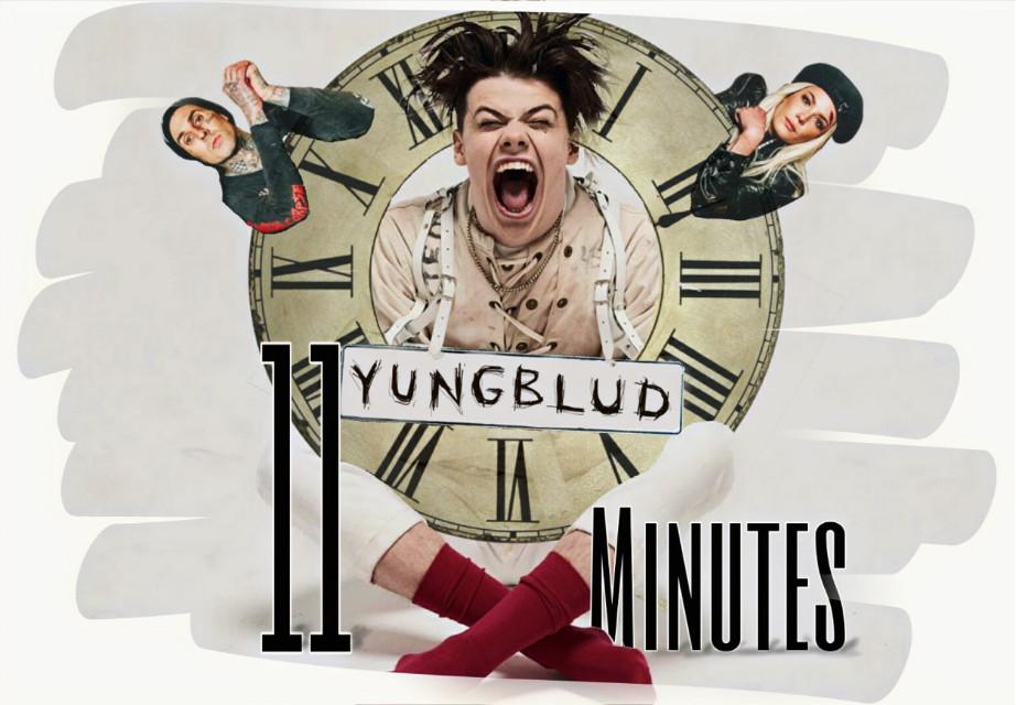 #freetoedit #yungblud #11minutes