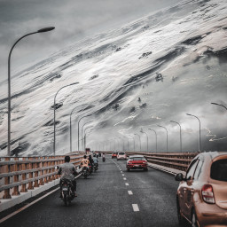 freetoedit universe street sky cars