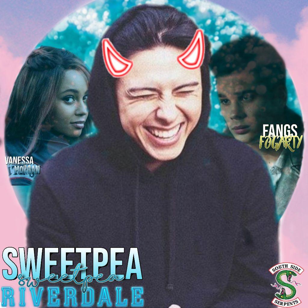 freetoedit Riverdale SweetPea Toni Fangs Serpent