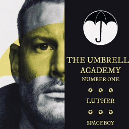 number1 luther theumbrellaacademy lutherhargreeves