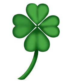 stpatricksday fourleafclover march luck green freetoedit
