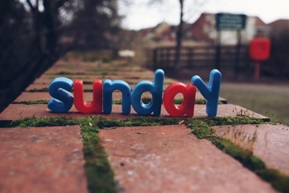 #sunday #lettersfrommyfridge #letters  #freetoedit