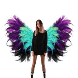 freetoedit wingsofanangel srccarnavalwings carnavalwings