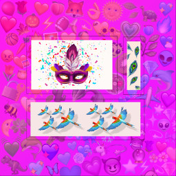 freetoedit carnaval colors colours colorful srccarnavalmask