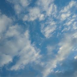 freetoedit pieces heaven sky bluesky