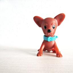 freetoedit toy puppy tiny minimalism