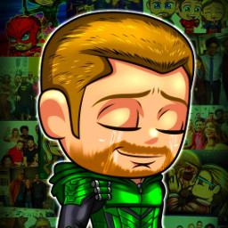 fanart arrow arrowseason7 arrowseason8 cwarrow