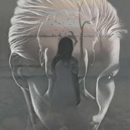 freetoedit editbyme photomanipulation multipleexposure imagination