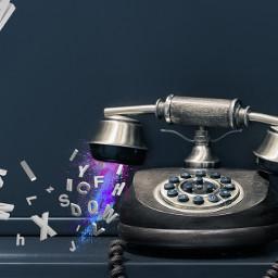 freetoedit phone letters colorsplash