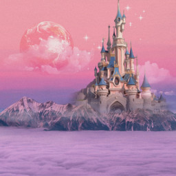freetoedit magical fantasy fairytale castle