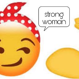 freetoedit strongwoman emotions woman ecfiercewomen