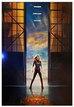 movieposter marvel captainmarval avengers entertainment freetoedit
