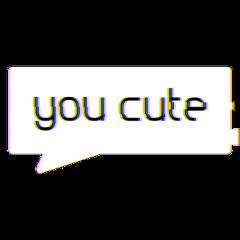 cute youcute socute nice mycute freetoedit