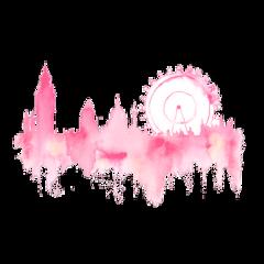 pink aestetic aesthetic astethic city freetoedit