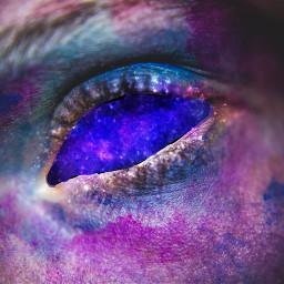 freetoedit galaxy edit eye