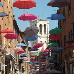 freetoedit umbrellas city ferrara myphotography pcumbrellasisee