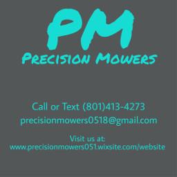pm precisionmowers