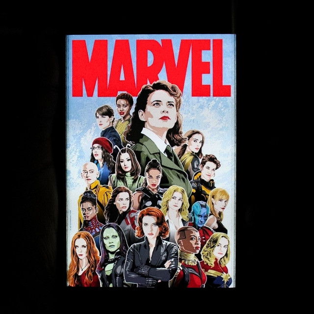 Empowered women, empower women. . . . . #captainmarvel #avengers #marvel #avengersendgame #blackwidow #marvelcomics #avengersinfinitywar #comics #marvelstudio #okoye #pepperpotts #mantis #valkyrie #wanda #gamora #nebula #ancientone #hopepym #nakia #janefoster #darcylewis #ladysif #mariahill #peggycarter #sharoncarter #photooftheday #bestoftheday #bhfyp #architecture #women . . Art credits to respective owner 💜