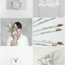 taehyung bts white