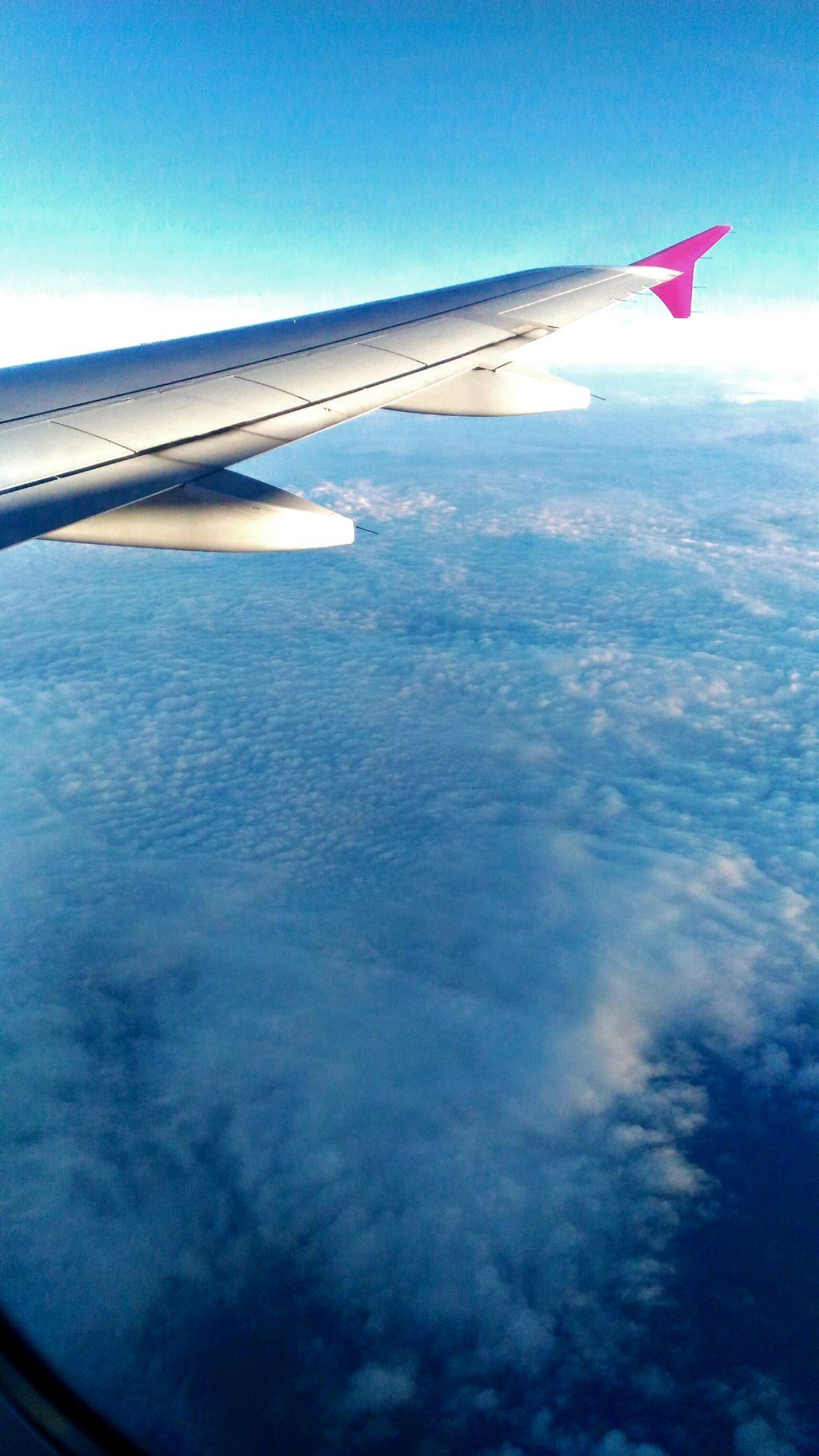 #небо☁ #самолёт #поездка #7небе