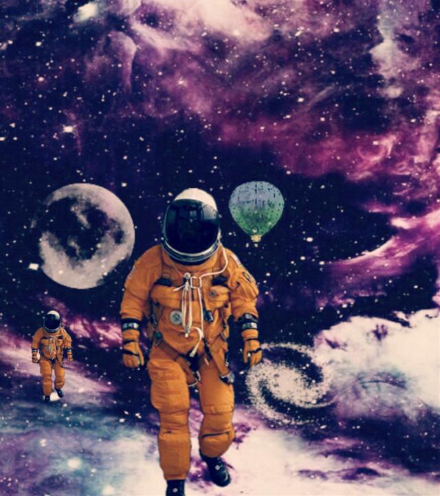 #freetoedit #picsart #galaxy #planet #astronaut #astronautas #edit #madewithpicsart #interesting #remixed