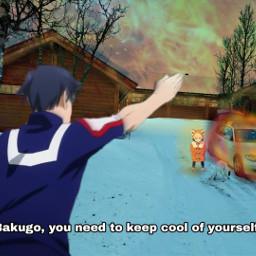 bokunoheroacademida bakugoukatsuki bnhaedit trashedits anime