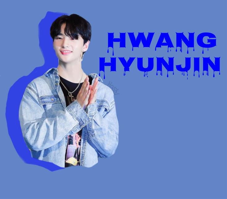 {💌} 190319                   Happy Bday Hyunjin ♡                      Stan straykids ,,,                                                                   Edit : I love u                                                                       so much 💞                                                                      Enjoy you're                                                                                    Day! Thanks to : @astrooniezzz  for the repost ♡  Tags  #freetoedit #HwangHyunjin #Hyunjin #Blue #HappyHyunjinDay  #StanStrayKids #StrayKids #SKZ