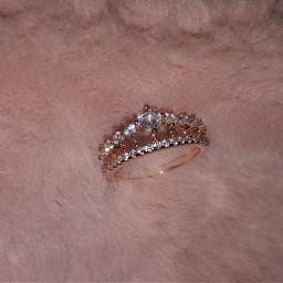 7rings aesthetic tumblr ring crown freetoedit