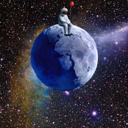 freetoedit lonely planet galaxy stars