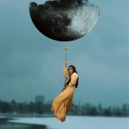 freetoedit girl hang woman hanging