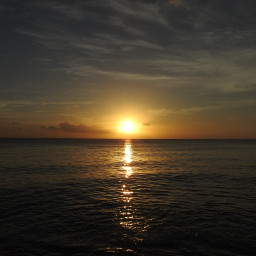 myphotography myphoto barbados beachside sunset scenicview pcwaterday