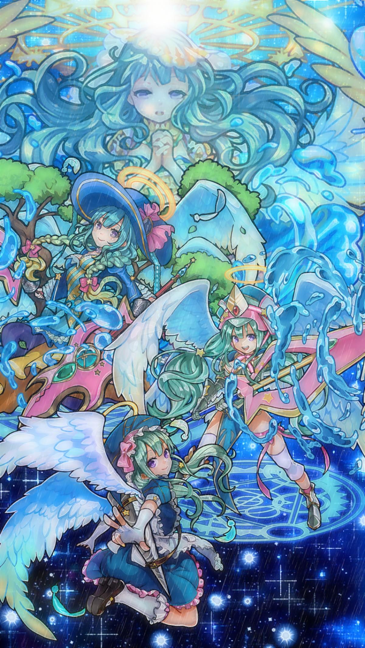 モンスト ラファエルの壁紙 Image By ノラ ペ天使