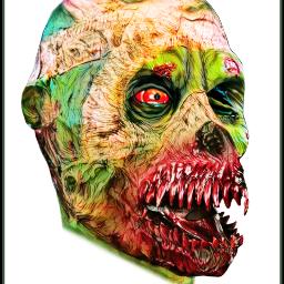 horror tbgraphics darknight scare scarecrow scream