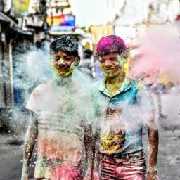 happyholi holi2019 holi festivalofcolors colorportrait