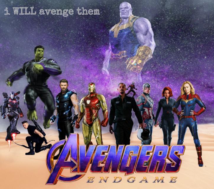 #willsmith #avengersendgame
