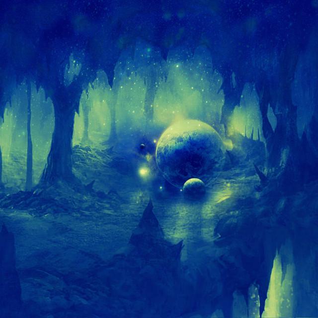 #freetoedit #cave #surreal #poparteffect #dtn3 #darklight
