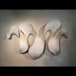 modernart 3dart sculpture