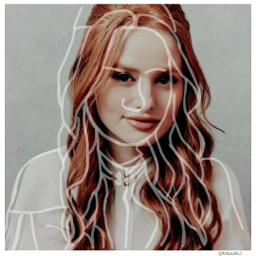 freetoedit cherylblossom madelainepetsch madelainepetschedits outline