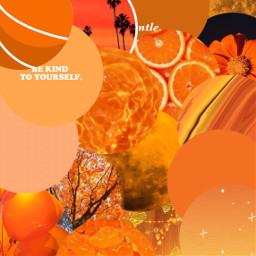 orange orangeaesthetic orangecolor aesthetic aesthetics freetoedit