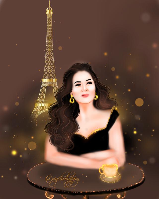 #freetoedit #paris #beauty #girl