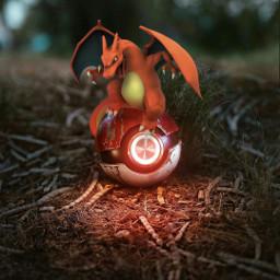 freetoedit pokemon charizard