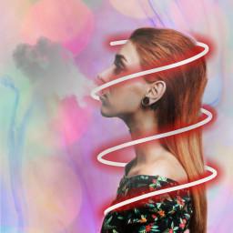 freetoedit smoke girltumblr