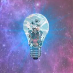 freetoedit lightbulb girltumblr