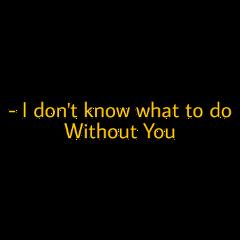 blackpink dontknowwhattodo yellow text word freetoedit