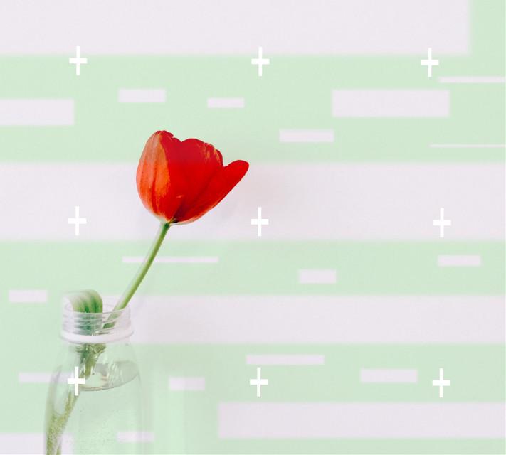 #remix #edit #happy #flower #vintage