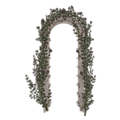 arch vines greenery freetoedit